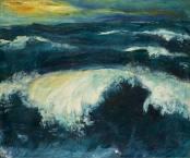 Emil Nolde - Meer C (Sea C) (1930)