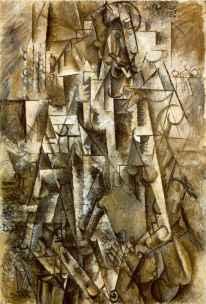 Pablo Picasso - Le poète (1911)