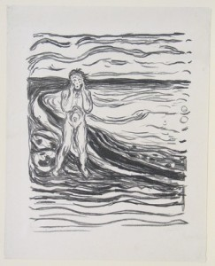 Edvard Munch - Despair (1908-09)