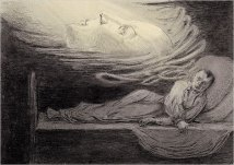 Alfred Kubin - Sterben (Dying) - (1899)