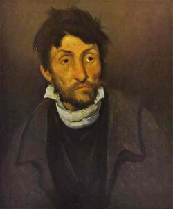 Théodore Géricault - Le fou aliéné (1822)