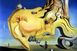Salvador Dali - Le grand masturbateur (1930)