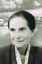 Hélène Cadou - Photo Christian Renaut