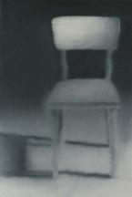 Gerhard Richter - Small chair (1965)