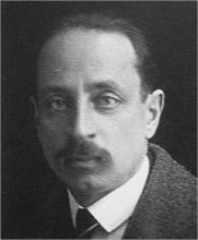 Rilke Passport Photo 1919