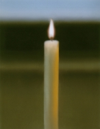 Gerhard Richter - Candle (1982)