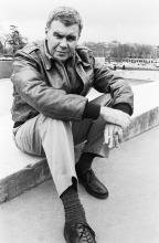 Novelist Raymond Carver