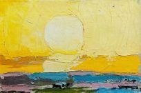 Nicolas de Staël - The Sun (1952)