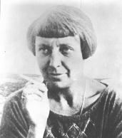 Marina Tsvetaeva au début des années 1930. - DR/ED. DES SYRTES