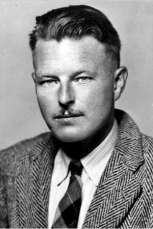 Malcolm Lowry in 1946