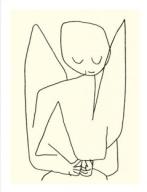 Paul Klee - Ange oublieux (Vergesslicher Engel, 1939)