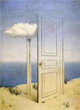 René Magritte - La victoire (1939)