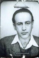 Photomaton de Paul Celan en 1938