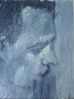 Bernard Lacombe, Portrait de Rainer Maria Rilke