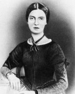 Emily Dickinson c. 1846