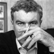 Raymond Carver en 1984 - Photo : Bob Adelman/Corbis