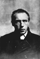Velimir Khlebnikov in Kharkov, 15 of September, 1916