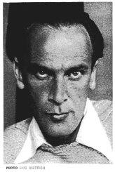 Lanza del Vasto par Luc Dietrich,  1938